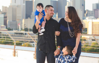 Becerril Family - Dallas, TX Mini Shoot
