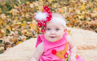 Mary Lillia - 6 months, Dallas Family Photographer
